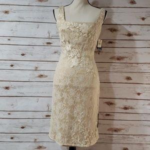 Carmen Marc Valvo Dress - Size 10 NWT!